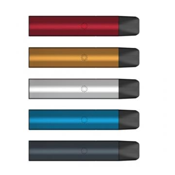 D600 600puffs 400mAh Disposable Electronic Cigarette with Great Humidity Disposable Vape Pen